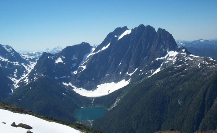Mount Colonel Foster Wikipedia