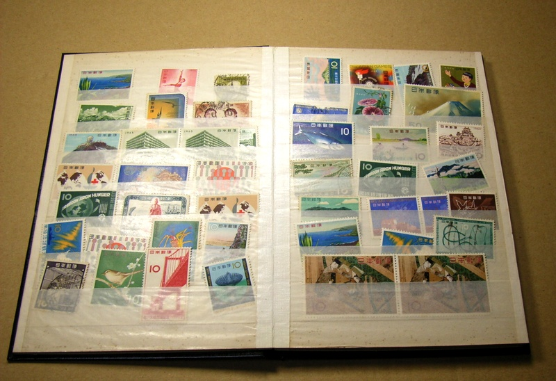 stamp collecting pictures