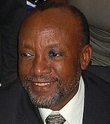 Nangolo Mbumba Namibian politician