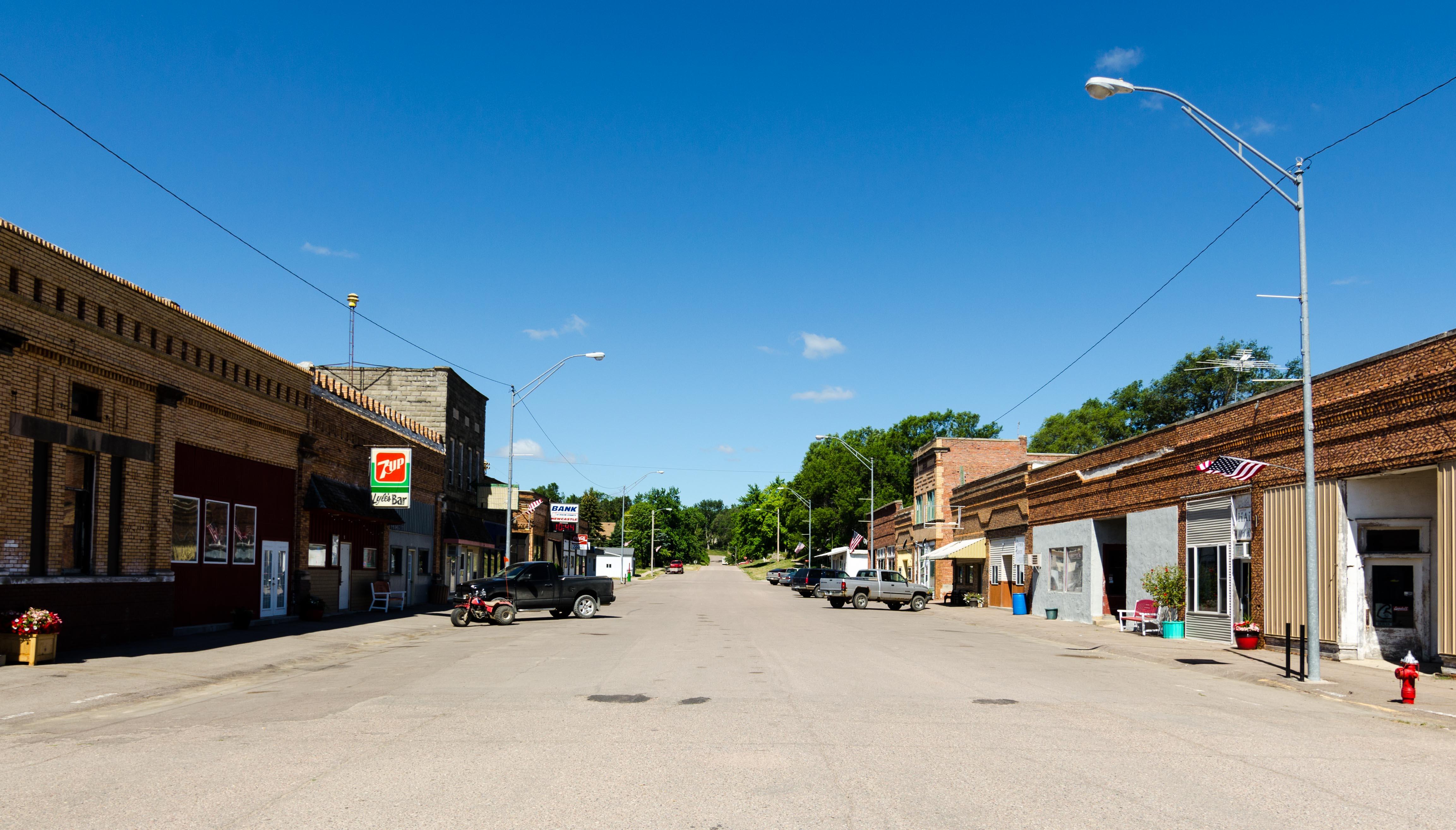 Nebraska Road 185