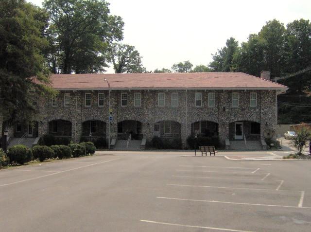 Newport Tennessee Rhea Mims Hotel Jpg