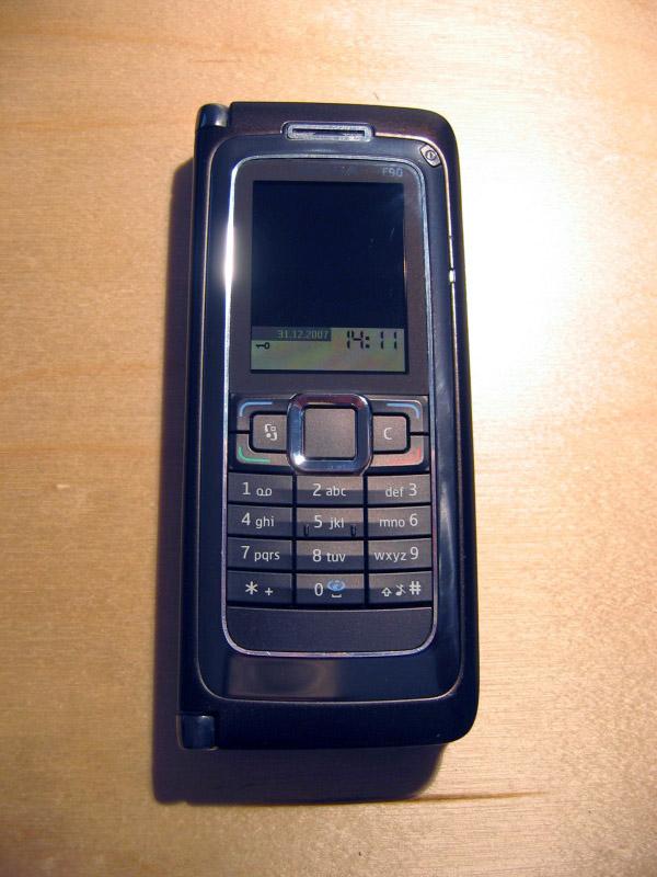 Скин tux s80 для series 80 - nokia 9500, 9300, 9210 - описание, скачать
