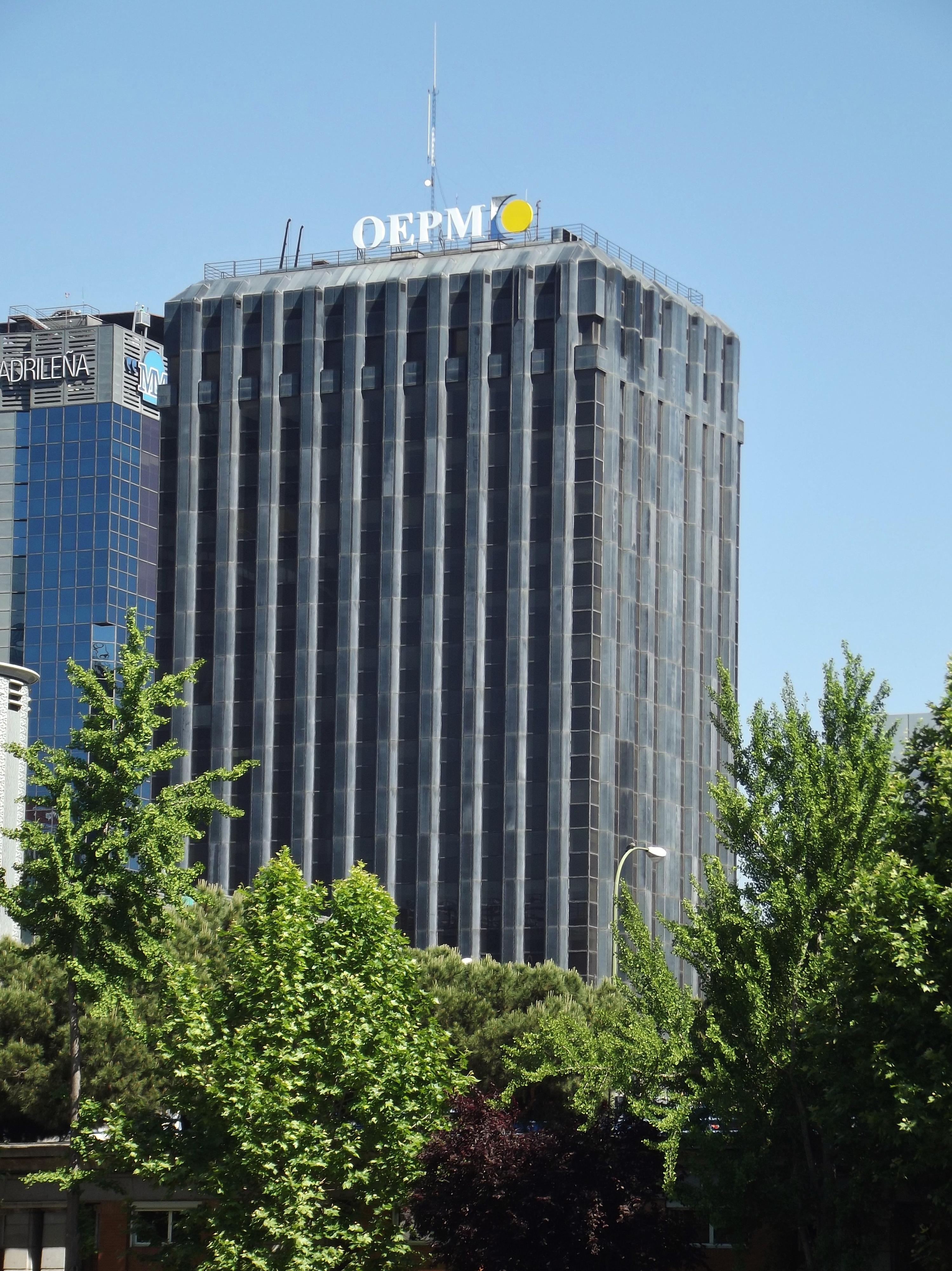 OEPM, Madrid