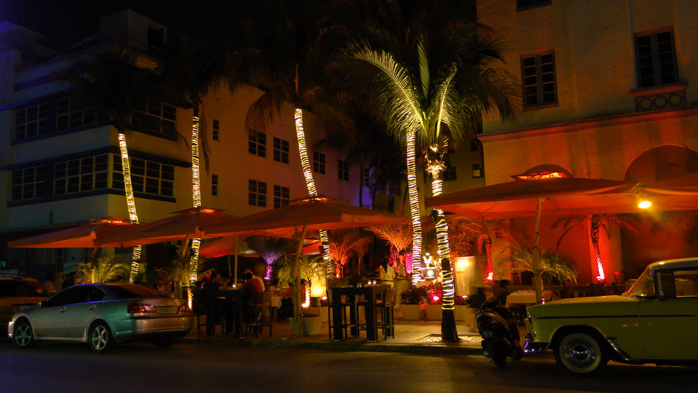 Nightlife Miami Beach Tuesday