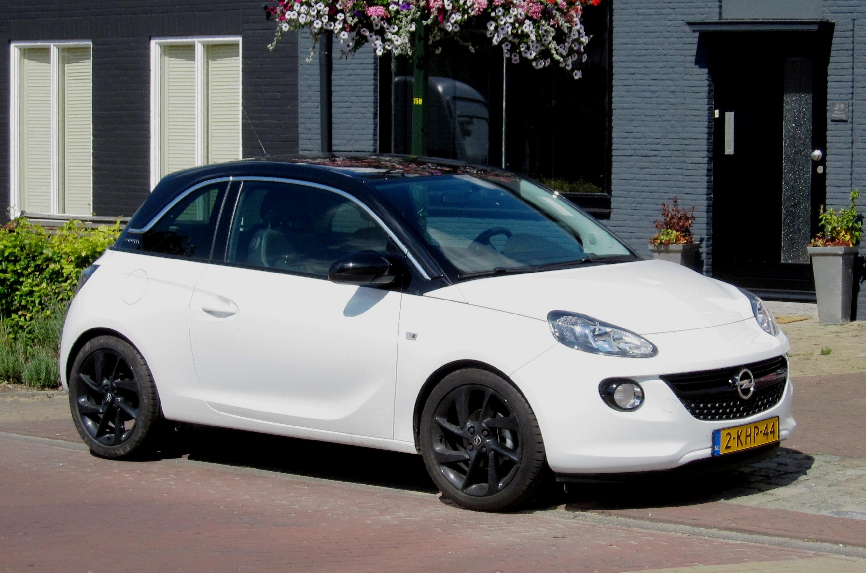 Opel Adam Wikipedia