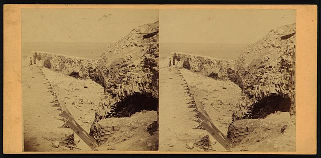 File:Parapet, Fort Sumter LOC 6056605761.jpg
