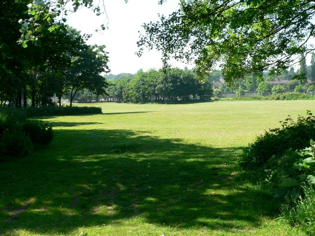 Playing Field at Hessle Haven - geograph.org.uk - 184347