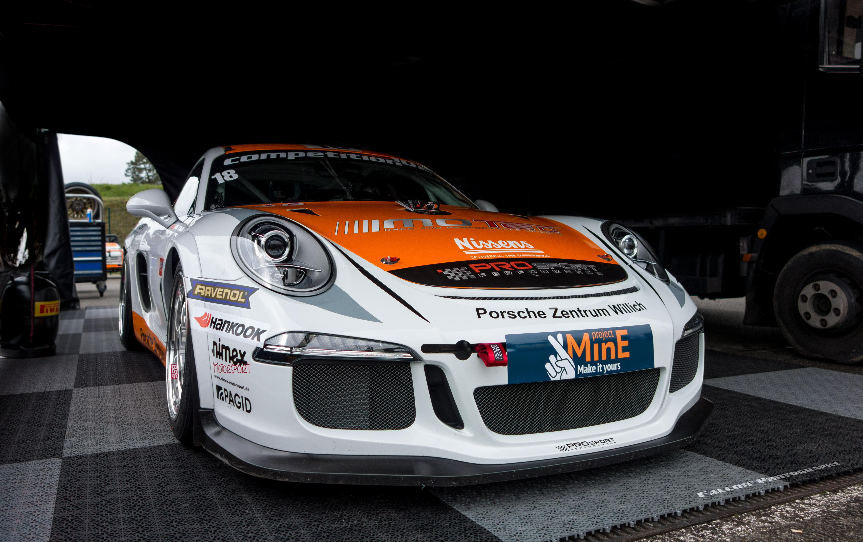 Porsche Gt Rally Car For Sale