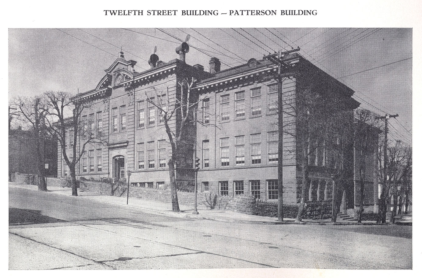 Pottsville History
