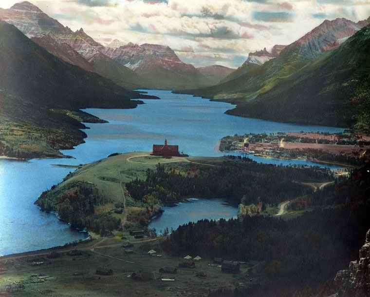 File Prince Of Wales Hotel In Waterton Lakes National Park Jpg