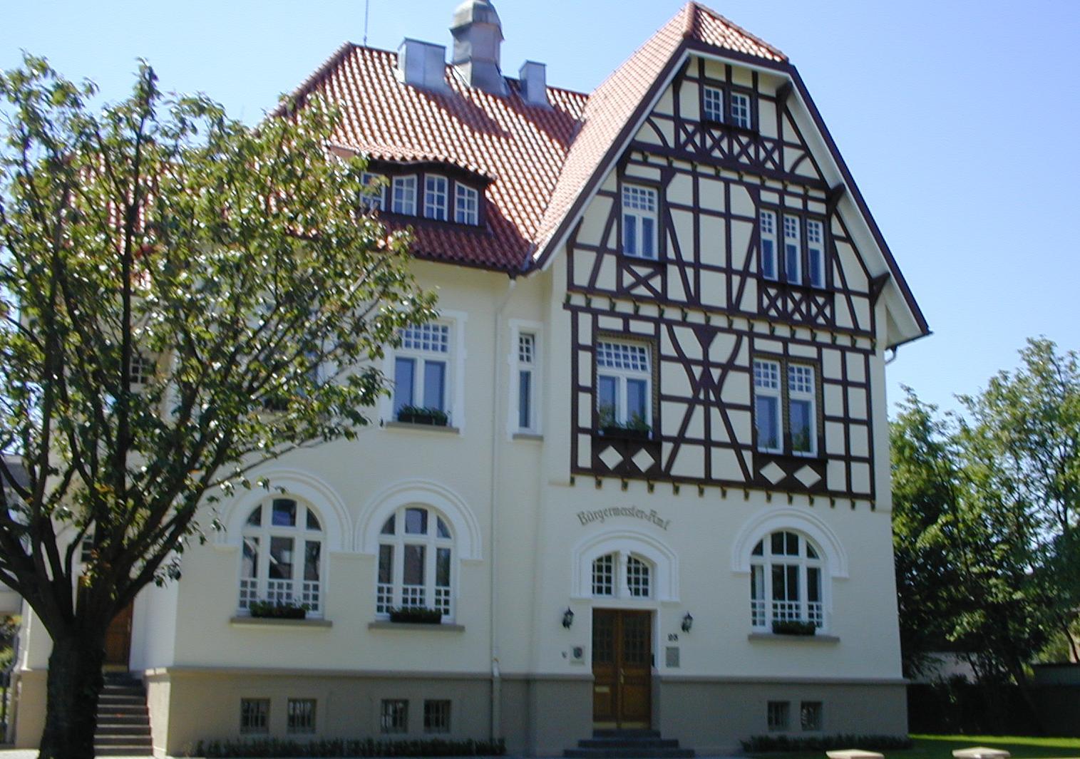 Rathaus Nörvenich Wikipedia