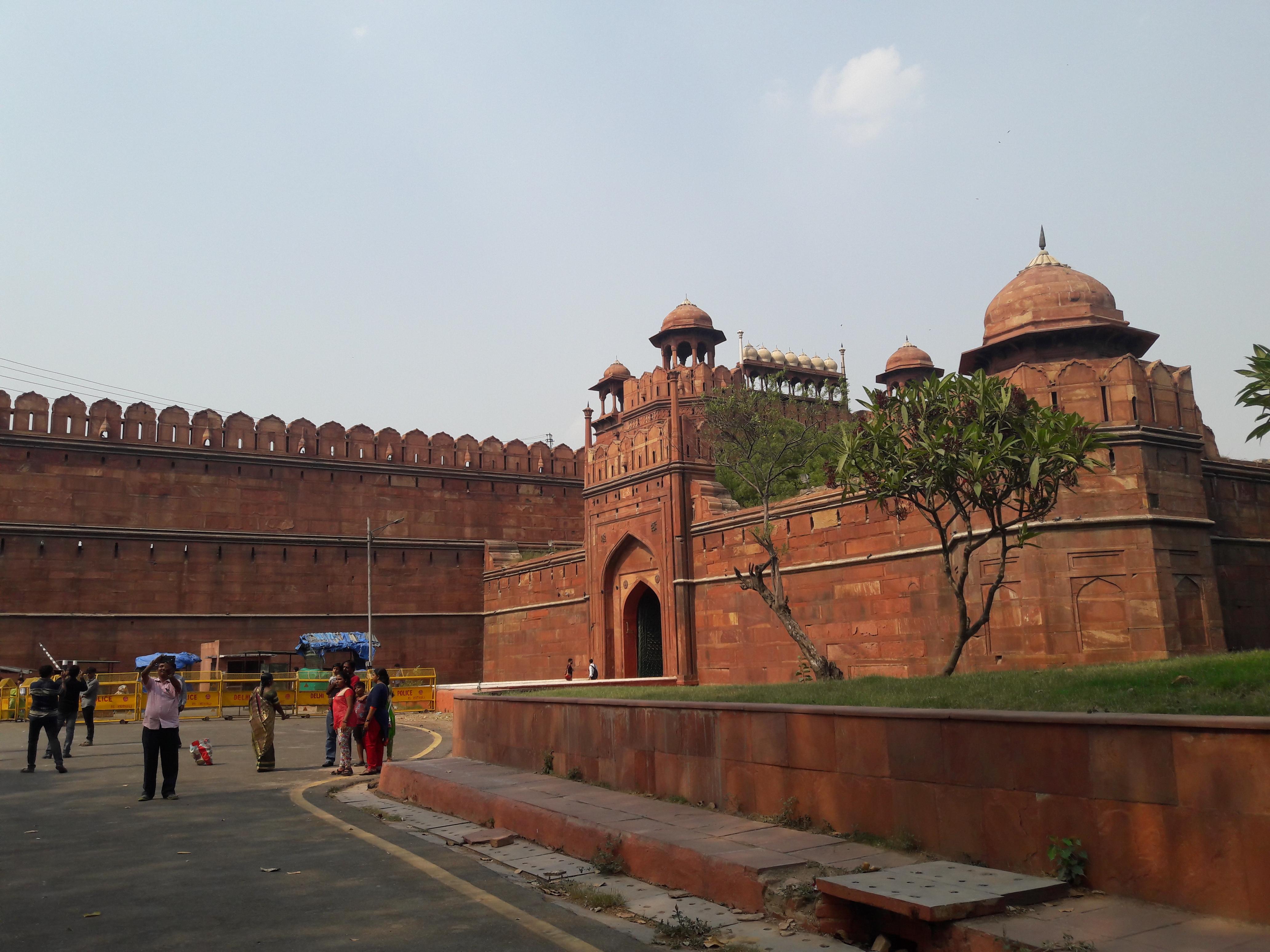 Explore The Red Fort, Delhi (Qila-i-Mubārak) In 2020 4