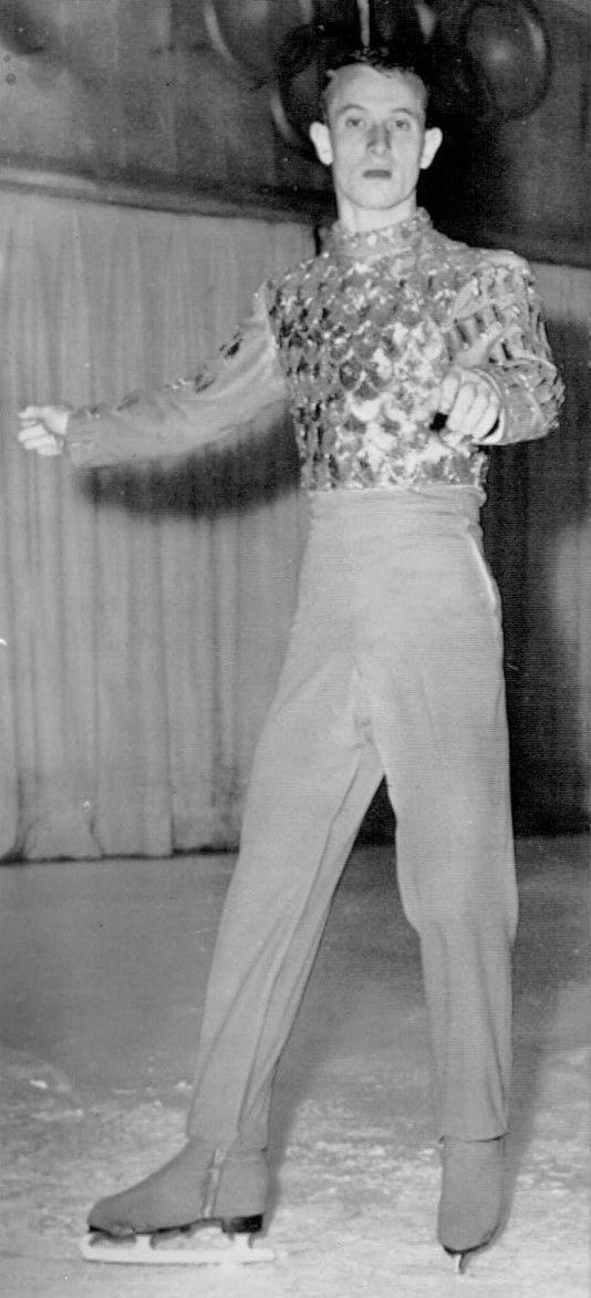 Ronald Robertson Figure Skater Wikipedia