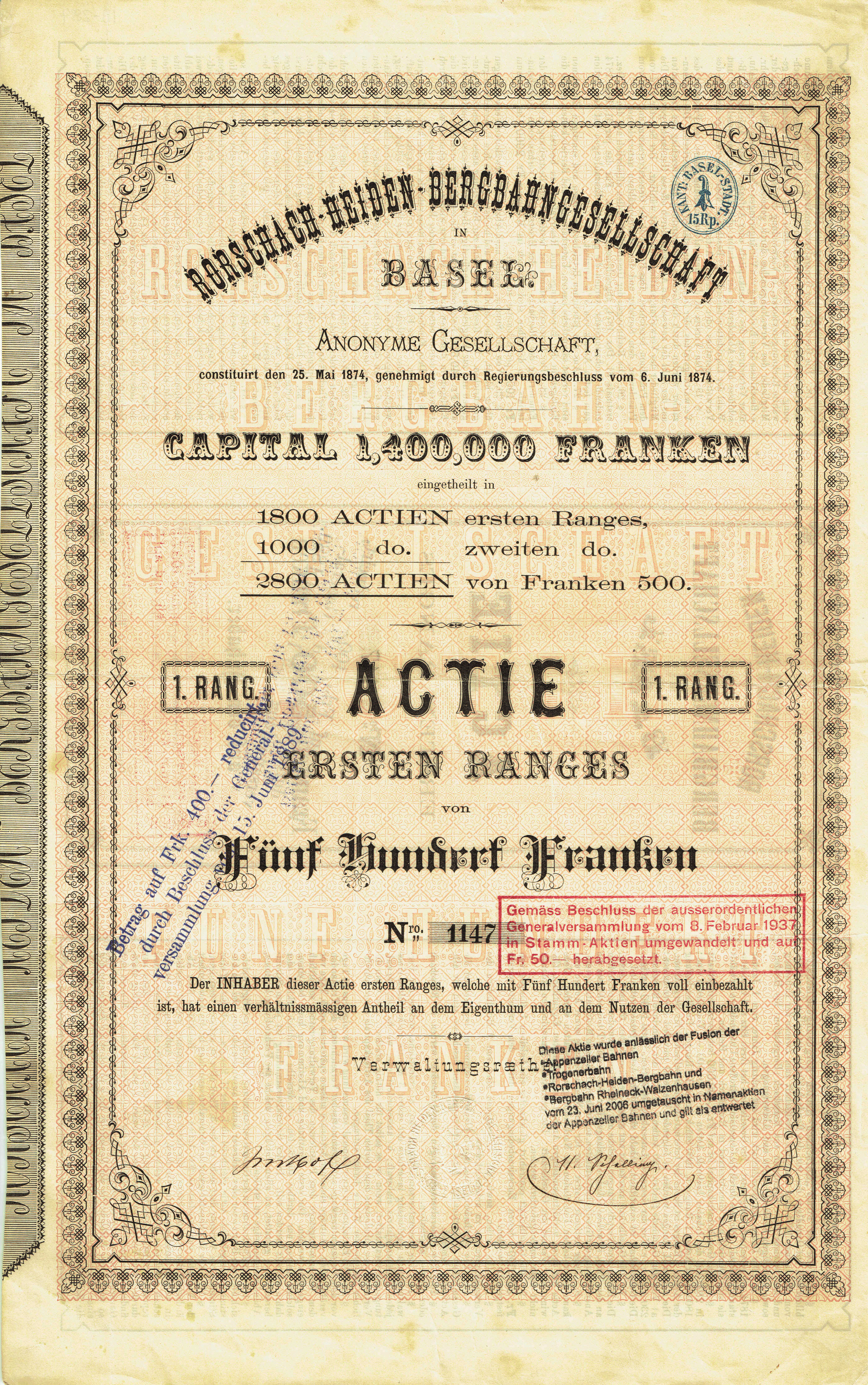 Filerorschach Heiden Bergbahngesellschaft 1874g Wikipedia