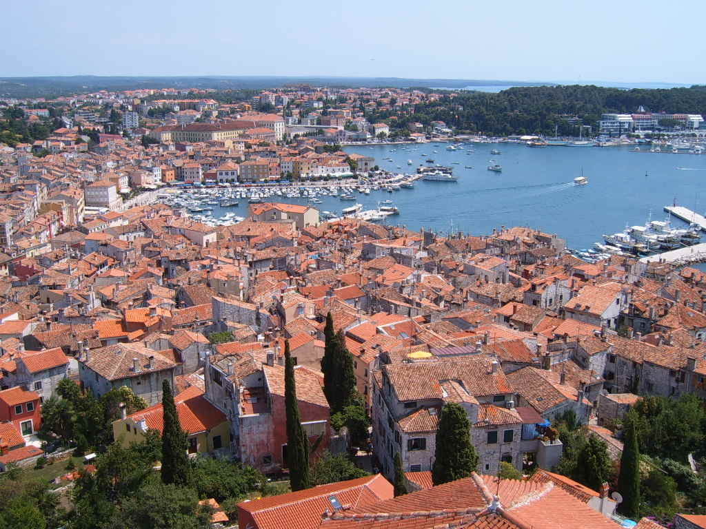 35 breathtaking photos of Rovinj, Croatia : Places : BOOMSbeat