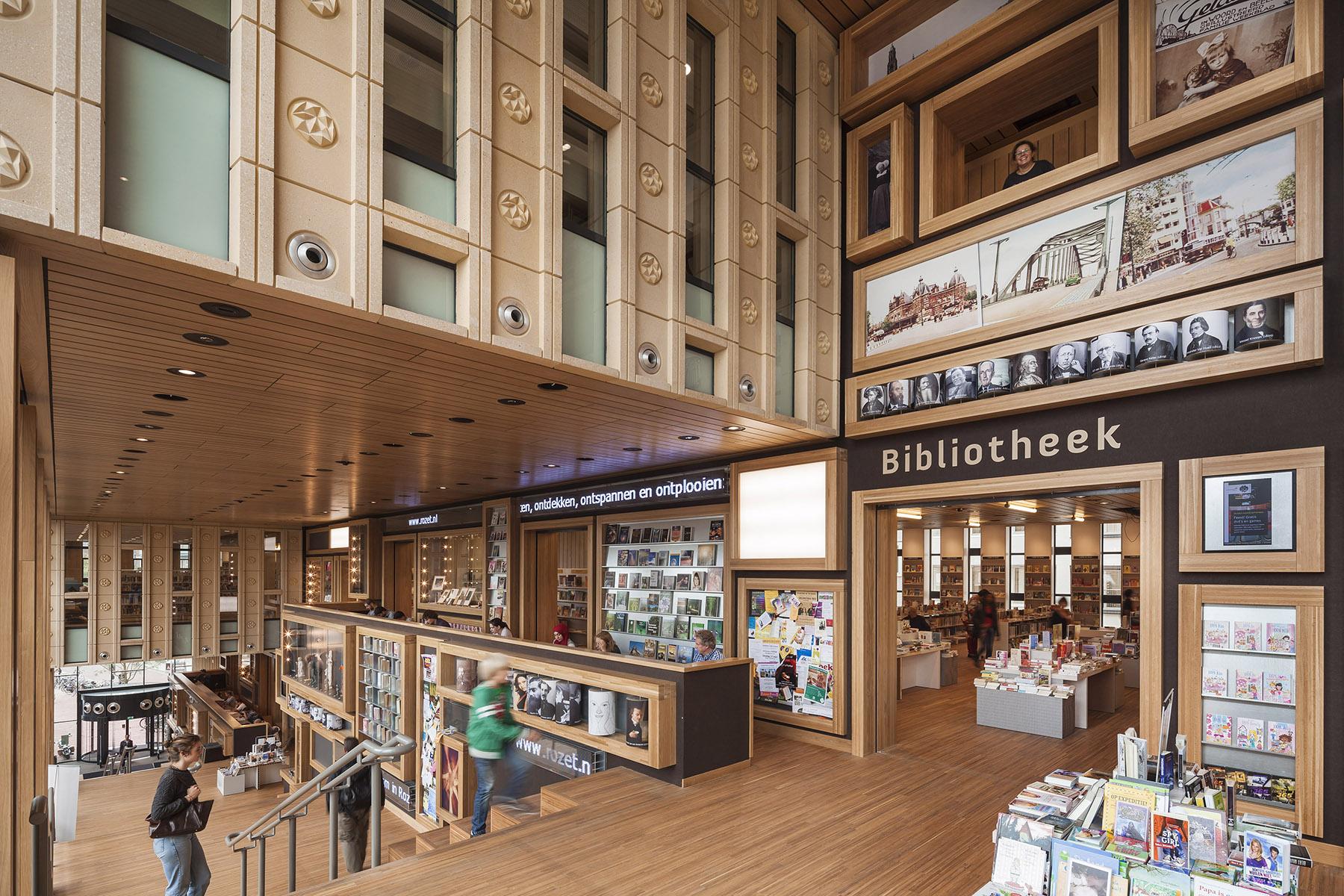 Arnheim Shopping file rozet neutelings riedijk architecten foto scagliola brakkee