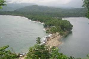 Salamaua Place in Morobe Province, Papua New Guinea