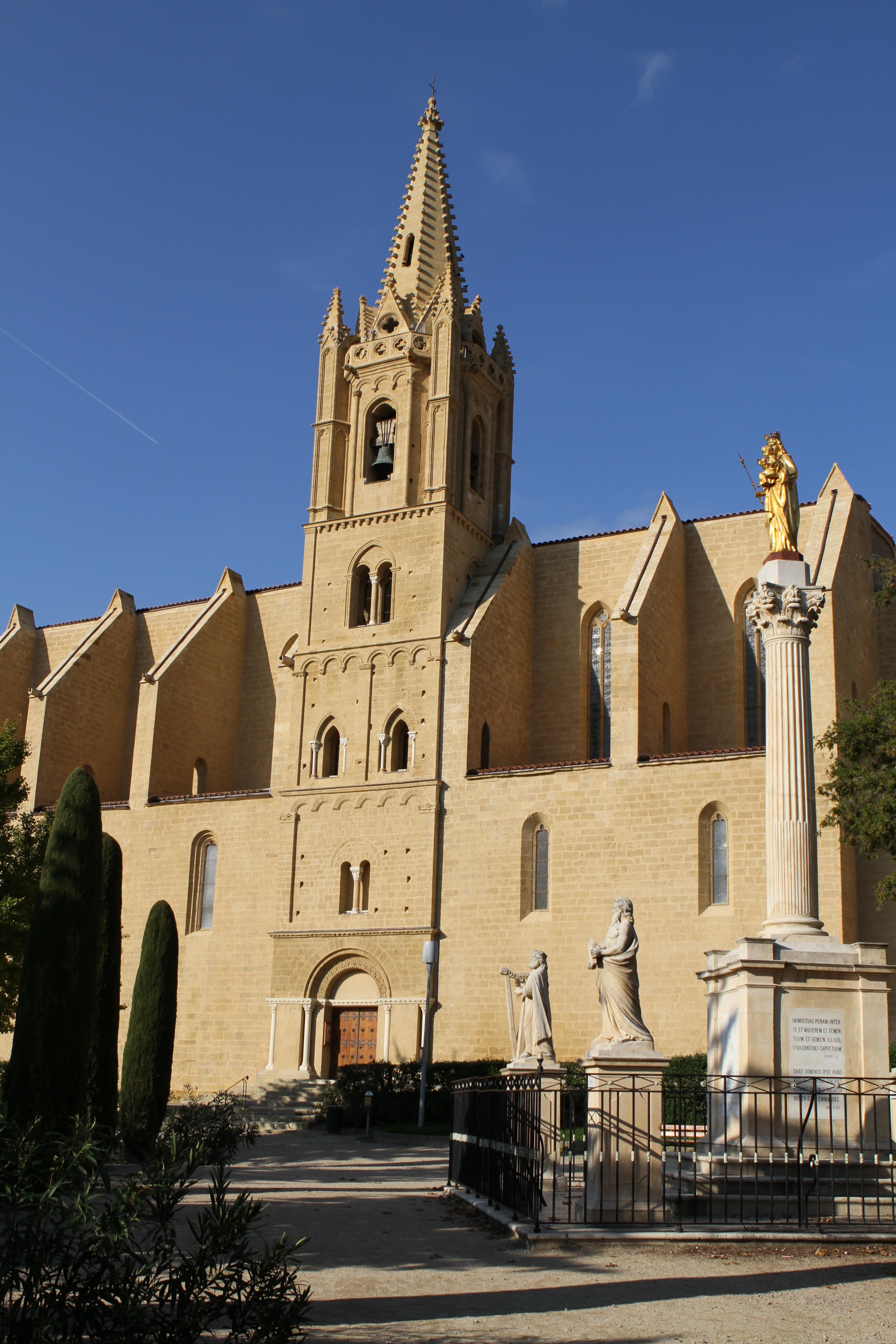 File salon de provence 20111112 wikimedia commons - Eglise saint laurent salon de provence ...