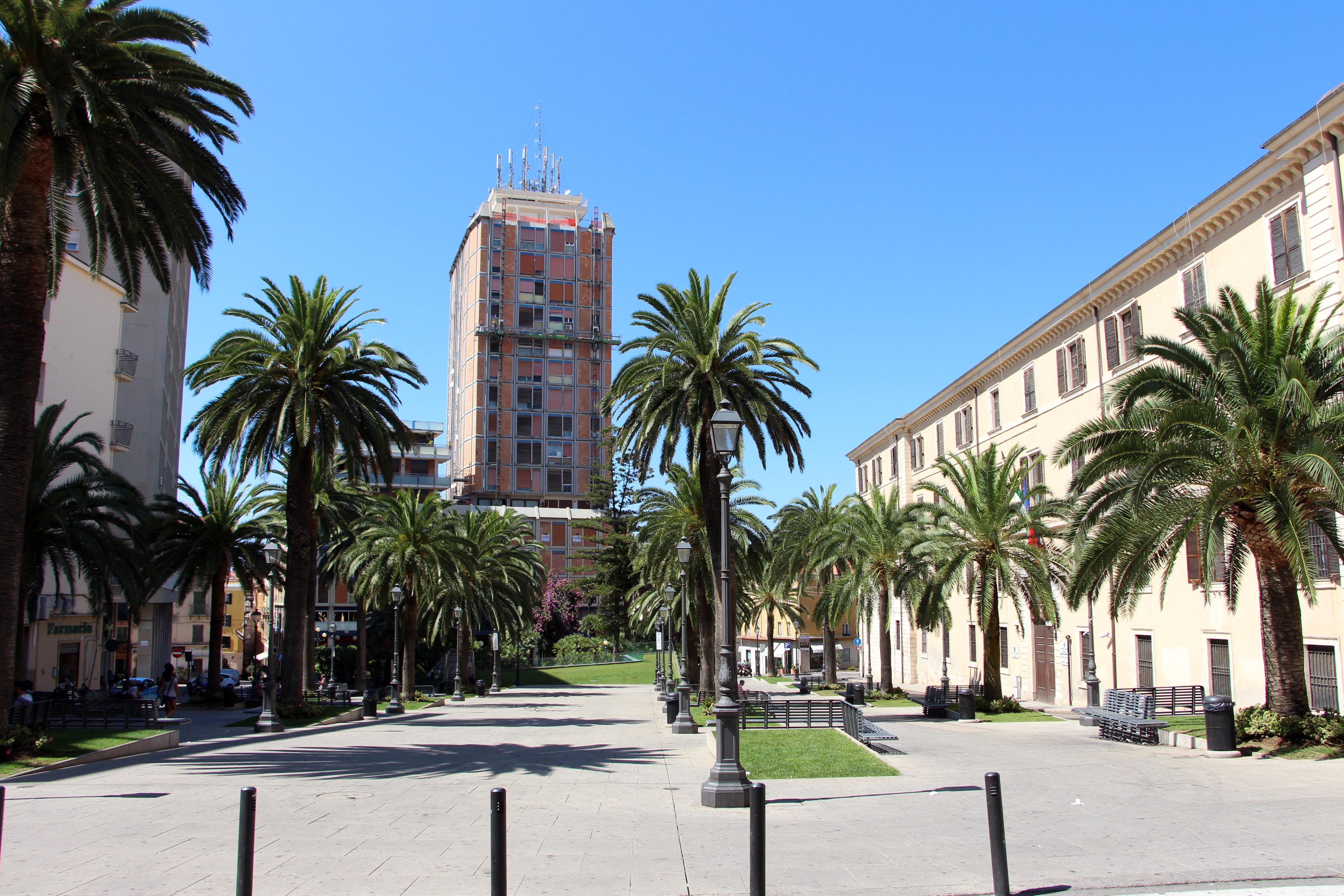 Piazza Castello - Sassari
