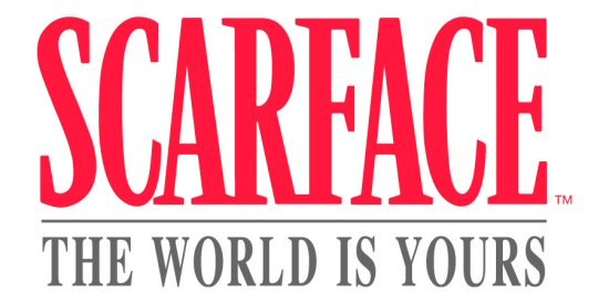 Descripción Scarface The World Is Yours logo.jpg