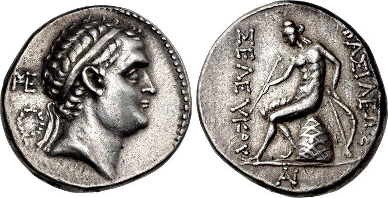 Seleukos IV Philopator, Tetradrachm, 187-175 BC, HGC 9-580g