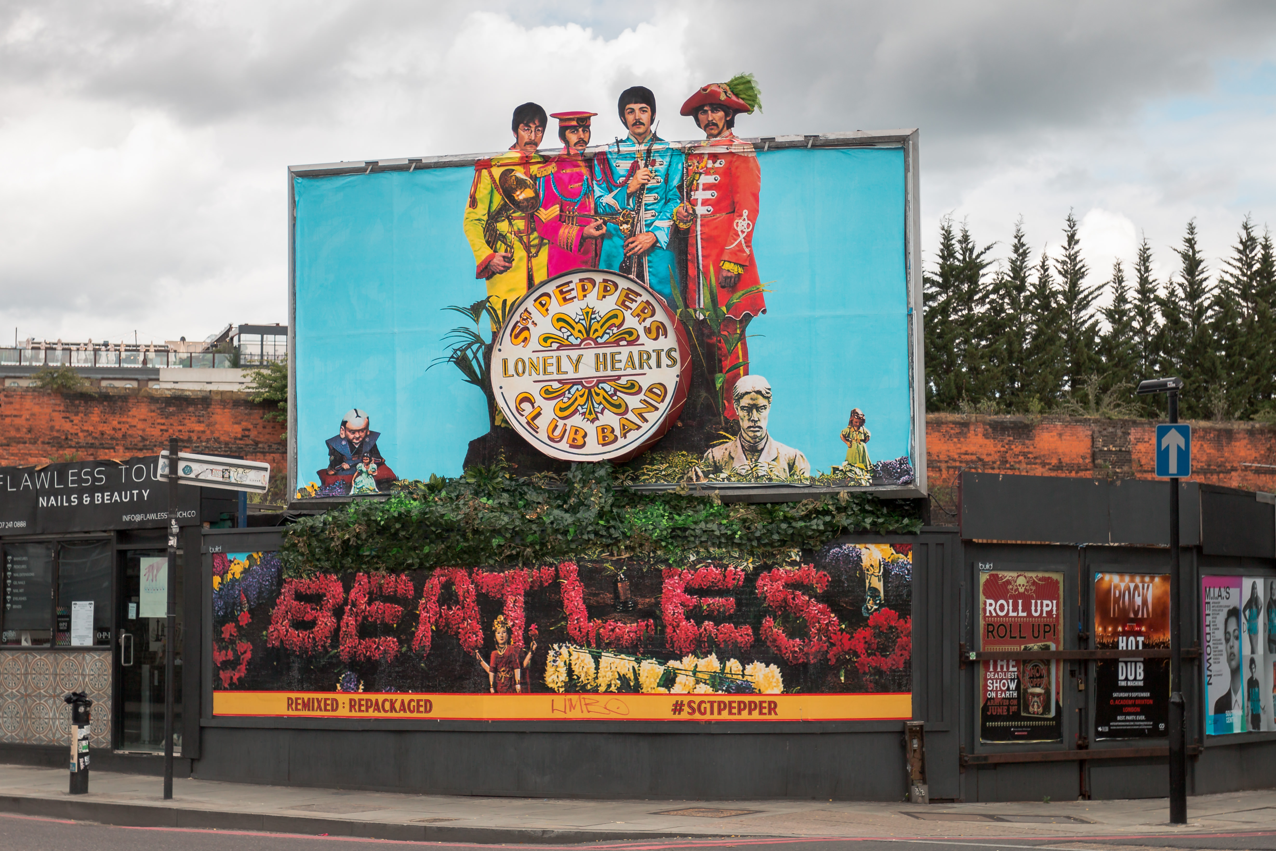 Sgt Pepper S Lonely Hearts Club Band Wikiwand