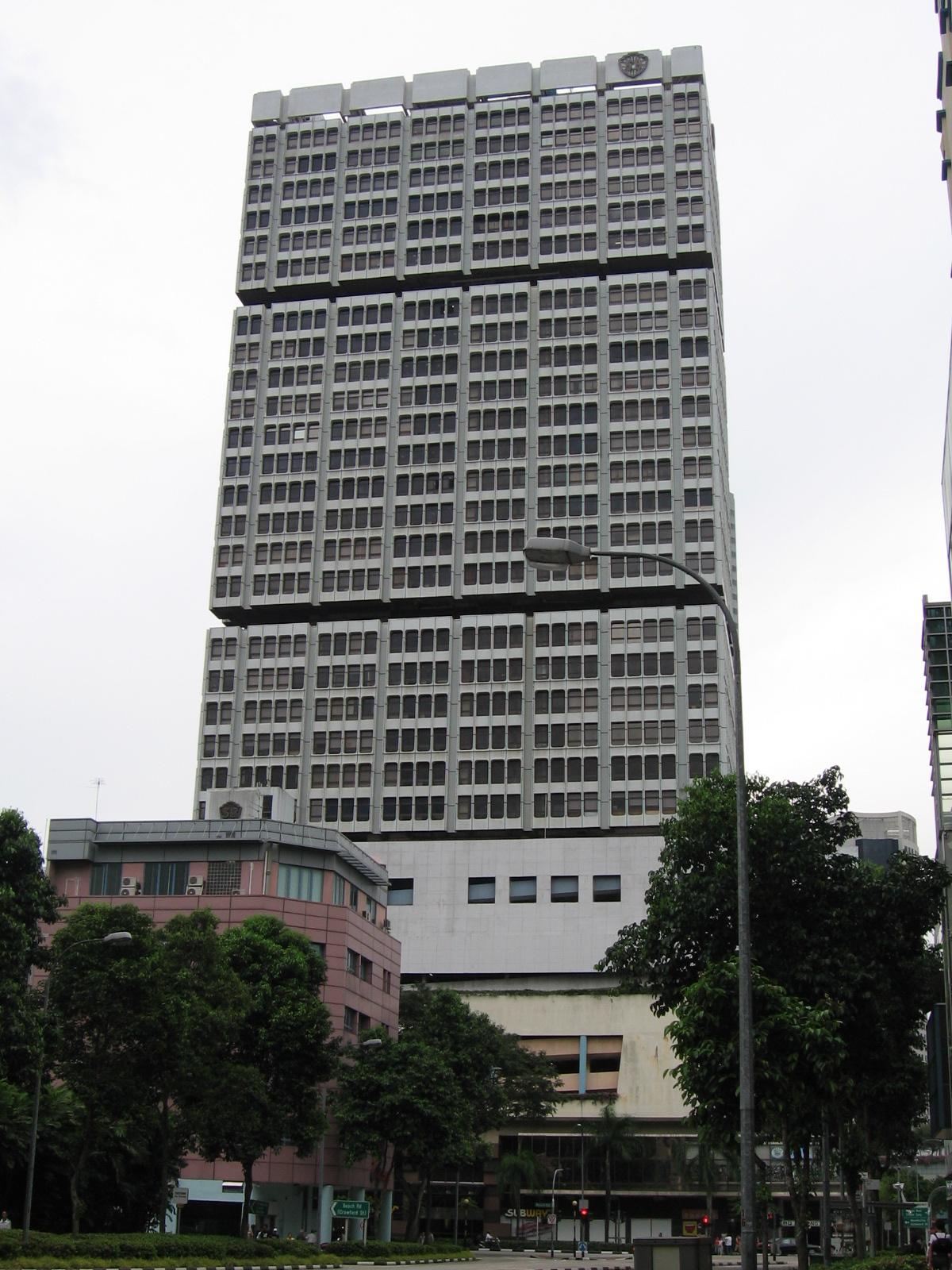 Shaw Tower Singapore Wikipedia