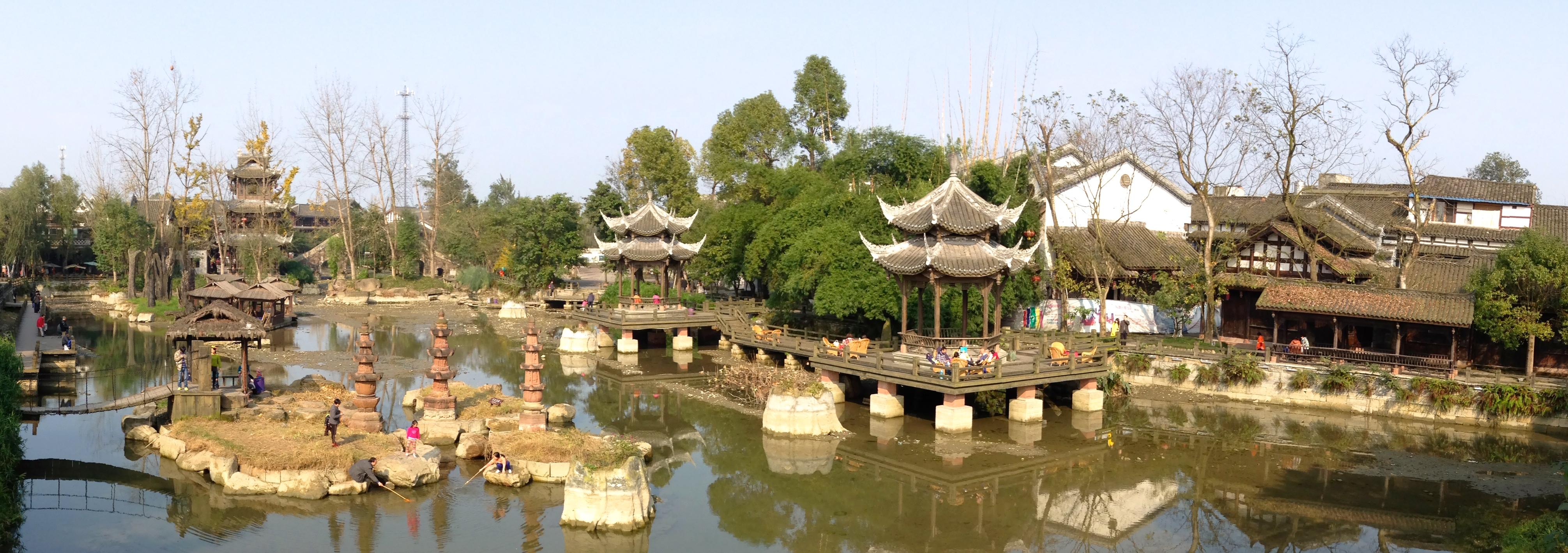 File:Shuangliu, Chengdu, Sichuan, China - panoramio (23).jpg ...