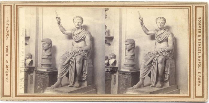 File:Sommer, Giorgio (1834-1914) & Behles, Edmund (1841-1924) - n. 124 - Tiberio vaticano - Roma.jpg