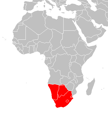 Map Of Africa Png File:Southern Africa map.PNG   Wikimedia Commons