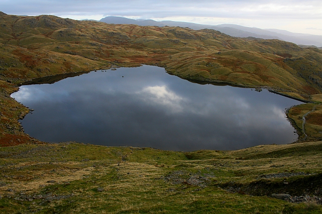 Stickle Tarn - geograph.org.uk - 606300