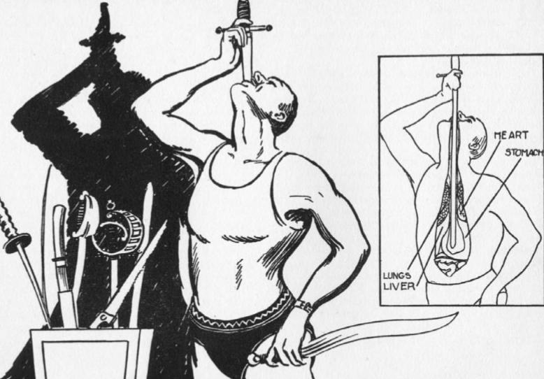 File Sword Swallowing Diagram Png