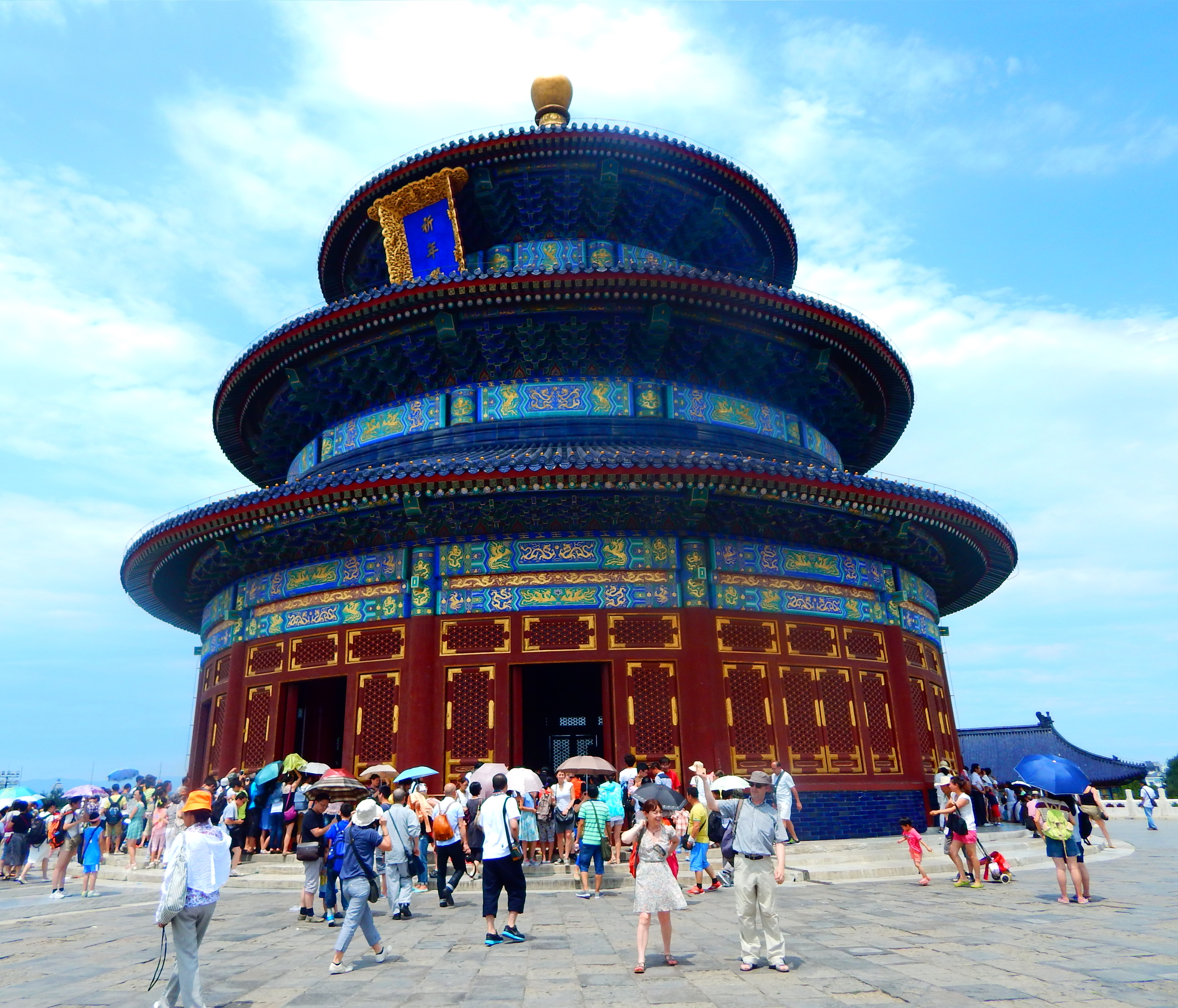 Orgie Peking