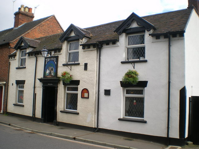 Creative Commons image of The Anvil Lodge in Shifnal