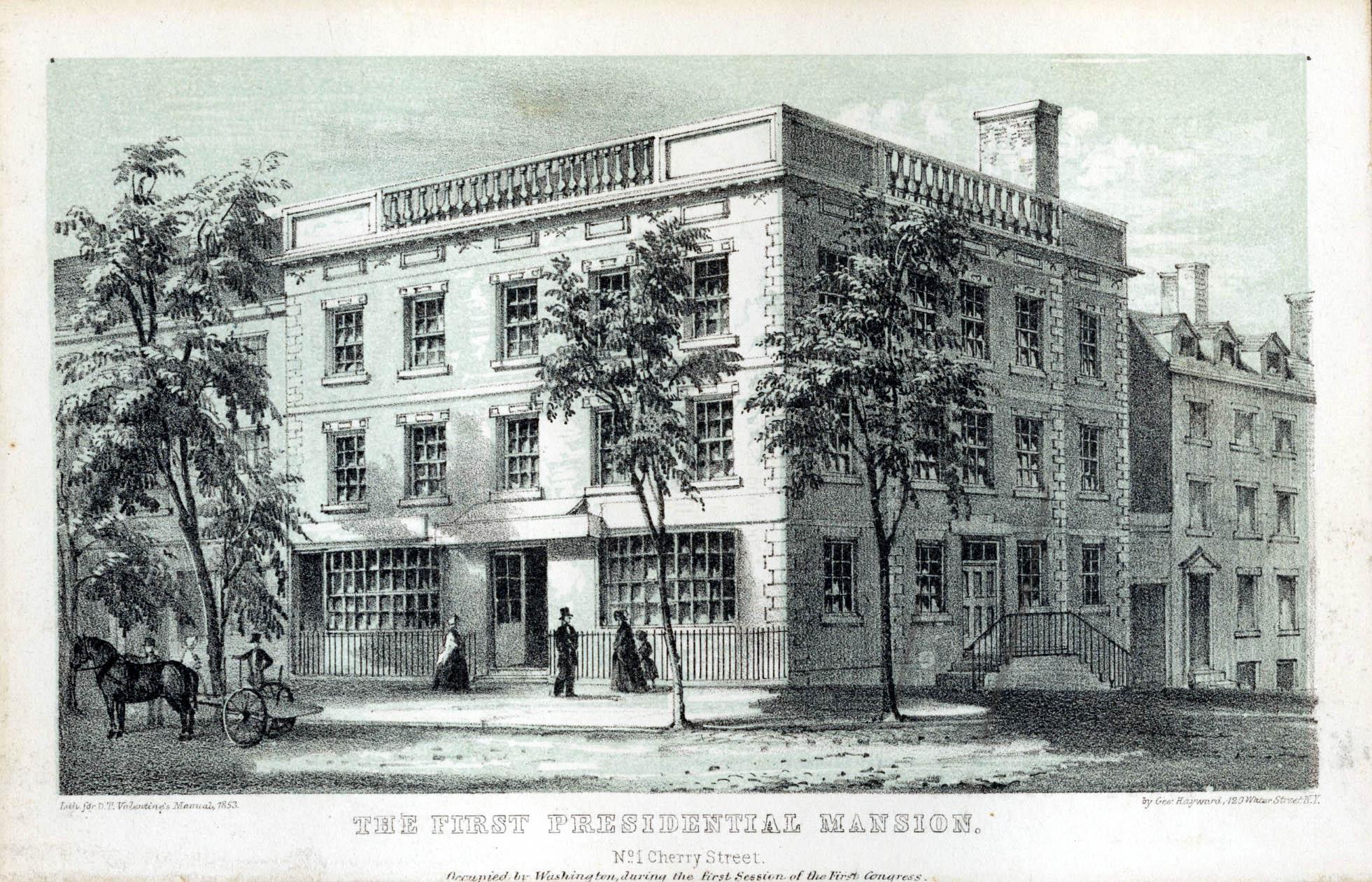 Samuel Osgood House New York City Wikipedia
