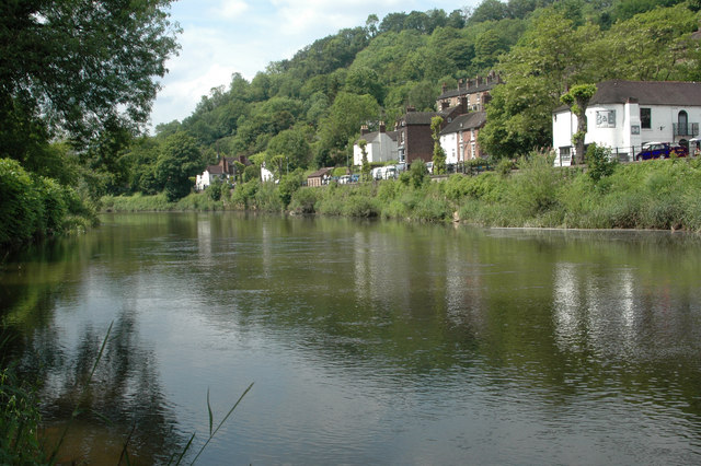 File:The Wharfage from across the river - geograph.org.uk - 690322.jpg