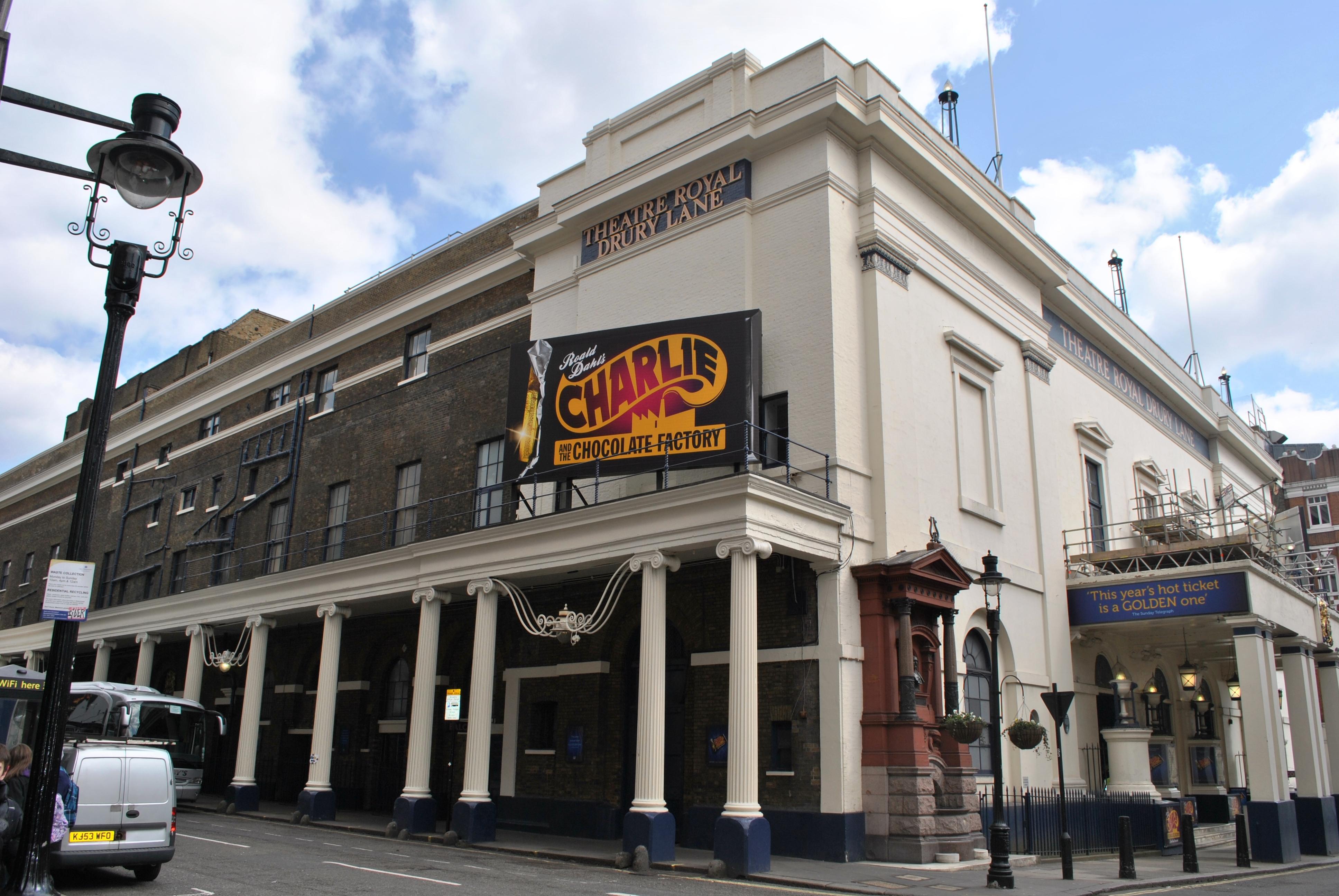 Theatre Royal, Drury Lane - Wikipedia