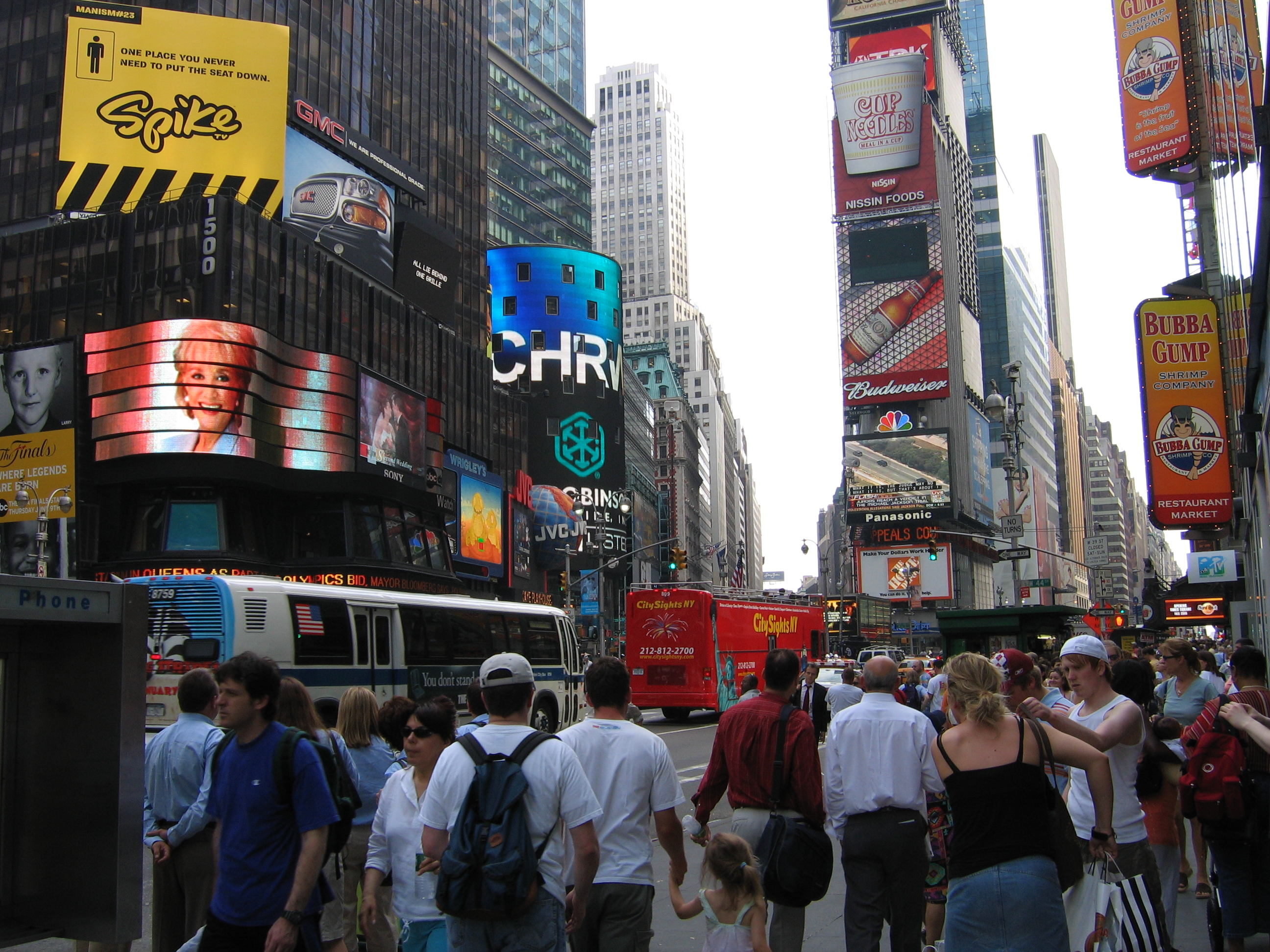 Ny Times Square Hotel
