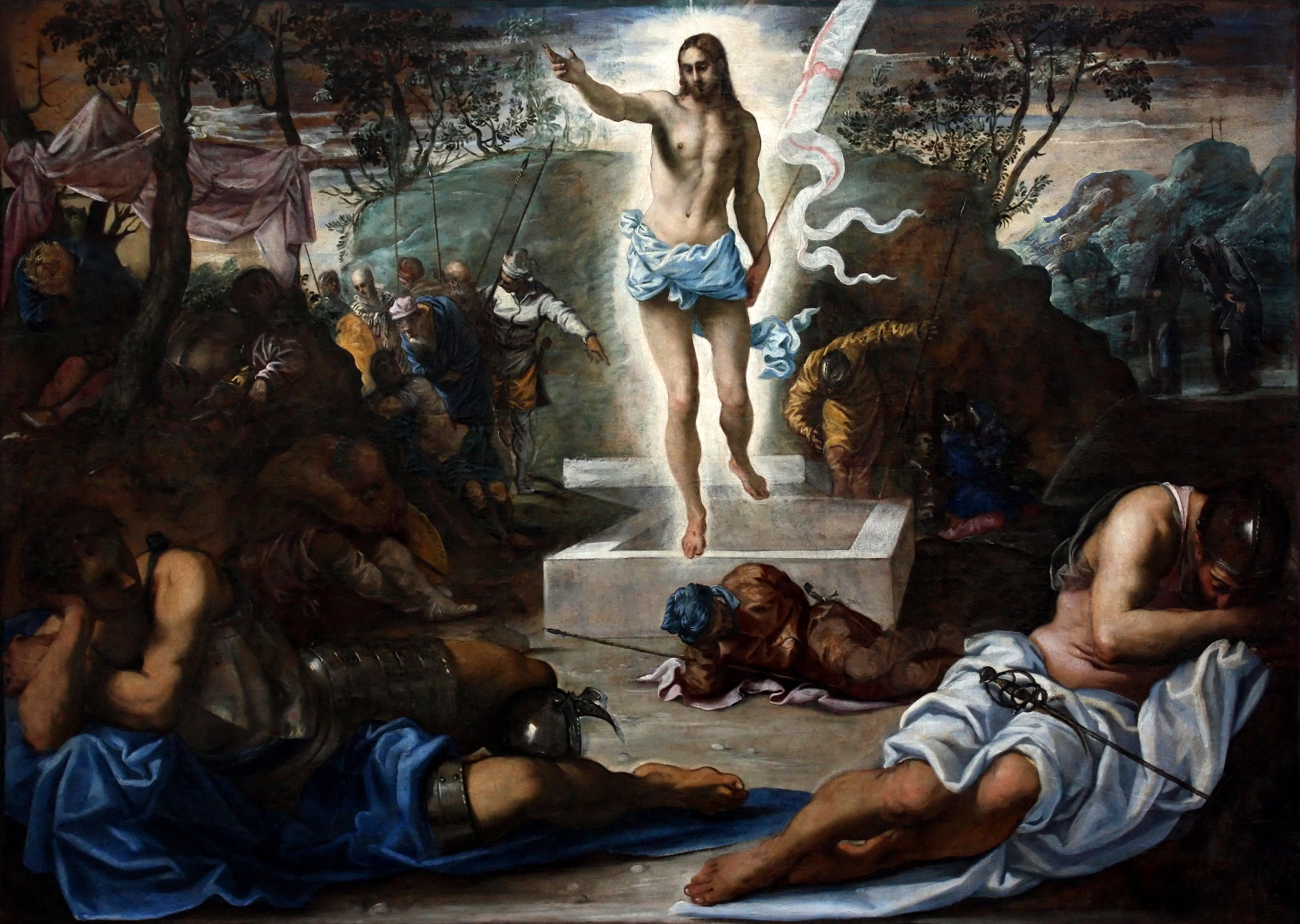 the christian belief on the resurrection of jesus christ
