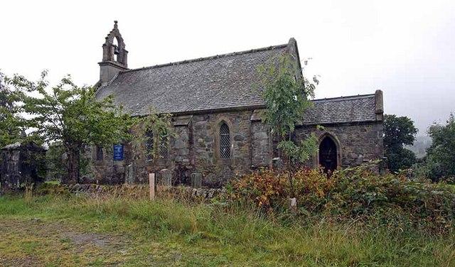 Trossachs Church - geograph.org.uk - 954953