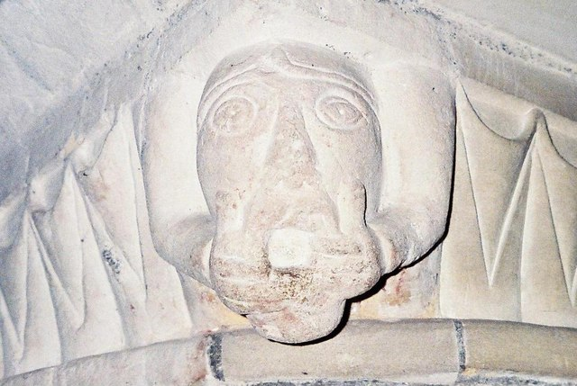Twelfth century toothache - geograph.org.uk - 456585