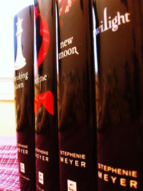 twilight serie wikipedia