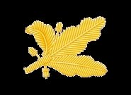 US Navy Supply Corps Oak Leaf