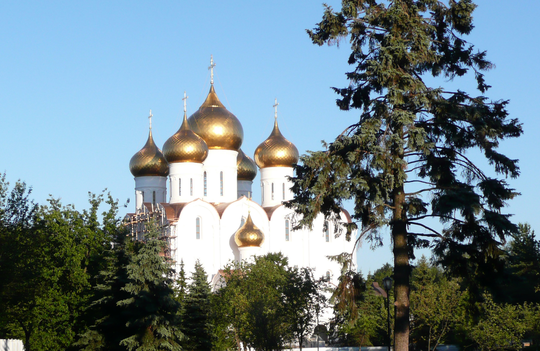 Успенский собор в г. Ярославль