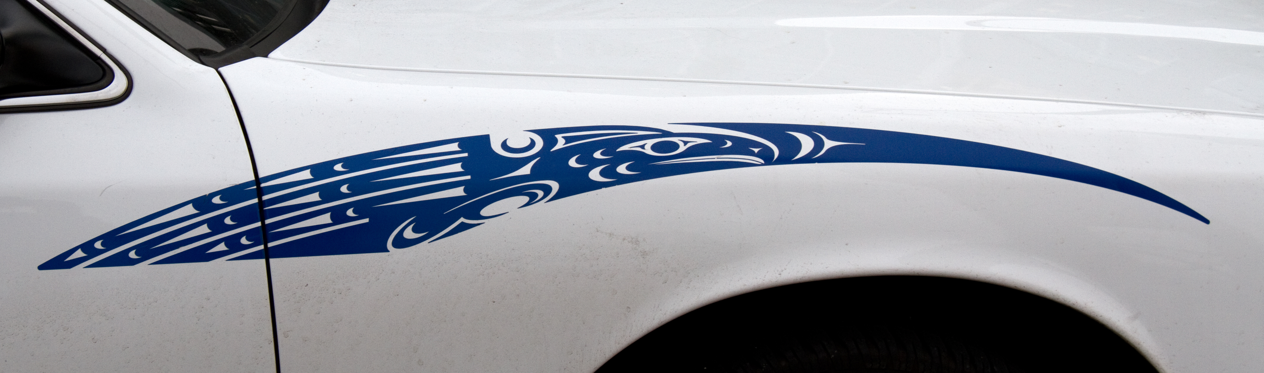 Vancouver Police Decals Stickers