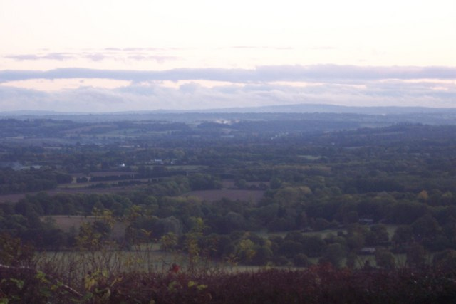 View from One Tree Hill - geograph.org.uk - 1543231