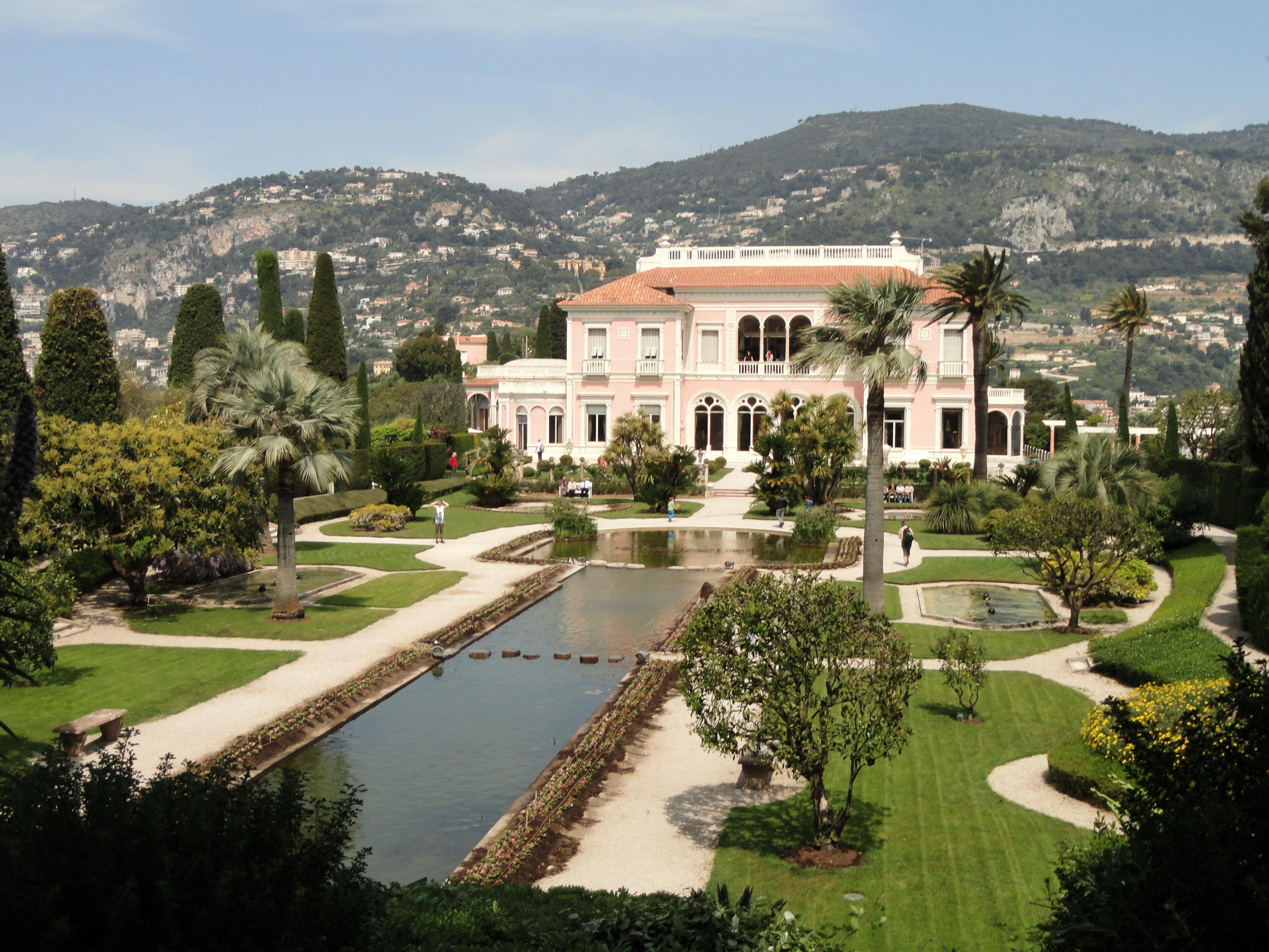 Villa Di Saint Clousd Parco Di Montrea