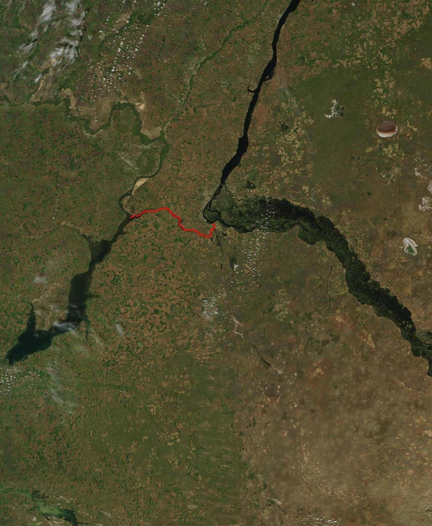 תעלת הוולגה-דון