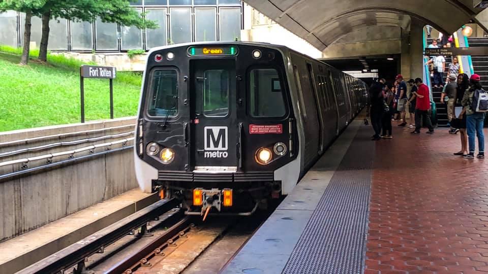 Green Line (Washington Metro) - Wikipedia