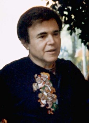 Schauspieler Walter König